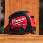 Milwaukee Stud 25 FT Tape Measure Quick Look Review