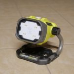 Ryobi 18V Hybrid LED Color Range Work Light P795 Honest Review