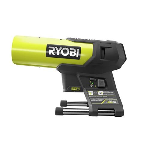 Ryobi P3180 18v Hybrid Forced Air Propane Heater Tool Craze