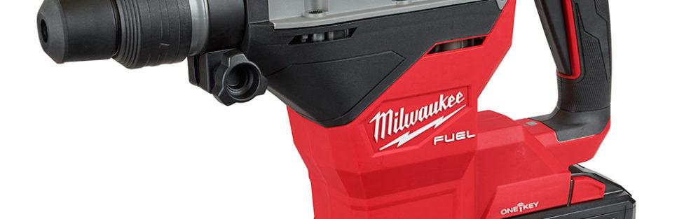 Milwaukee M18 Fuel 1-3/4″ SDS Max Rotary Hammer 2718-21HD w/ One Key