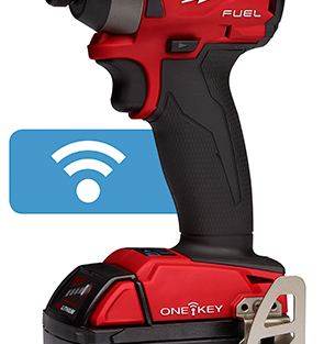 New 2018 Milwaukee M18 Fuel Hammer Drill and Impact Driver With One-Key Functionality