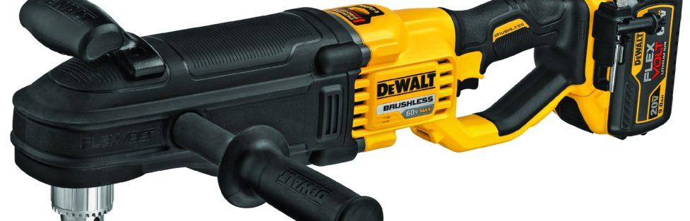DEWALT Flexvolt 60V In-Line Stud & Joist Drill DCD470B DCD470X1