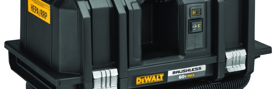 Dewalt Flexvolt 60V Dust Extractor DCV585B DCV585T2