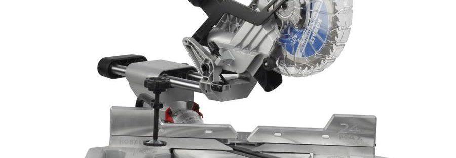 Kobalt 7-1/4-in 24-volt Max Dual Bevel Sliding Miter Saw