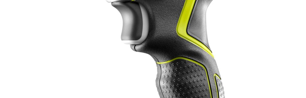 Ryobi R18IW7-H40P 18V Brushless Impact Wrench Spotted