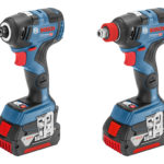 UK Exclusive 2 New Bosch 18V Brushless Impact Drivers