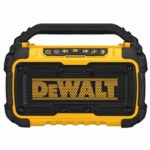 DeWalt DCR010 12v 20v Max Jobsite Bluetooth Speaker