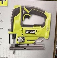 Ryobi 18V Brushless Jigsaw P524