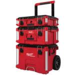 Deal – Milwaukee Packout 3 Piece Tool Box Kit $199