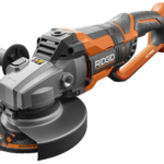 "Ridgid R88040B 7"" And R86042B 4.5"" Octane Brushless 18v Grinders"