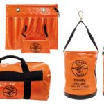 Klein Tools – Vinyl Storage Line Increases Visibility, Protects from the Elements