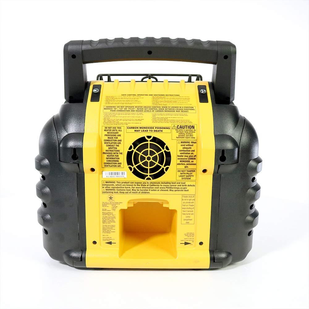 Dewalt 20v Dxh12b F332000 12 000 Btu Cordless Portable