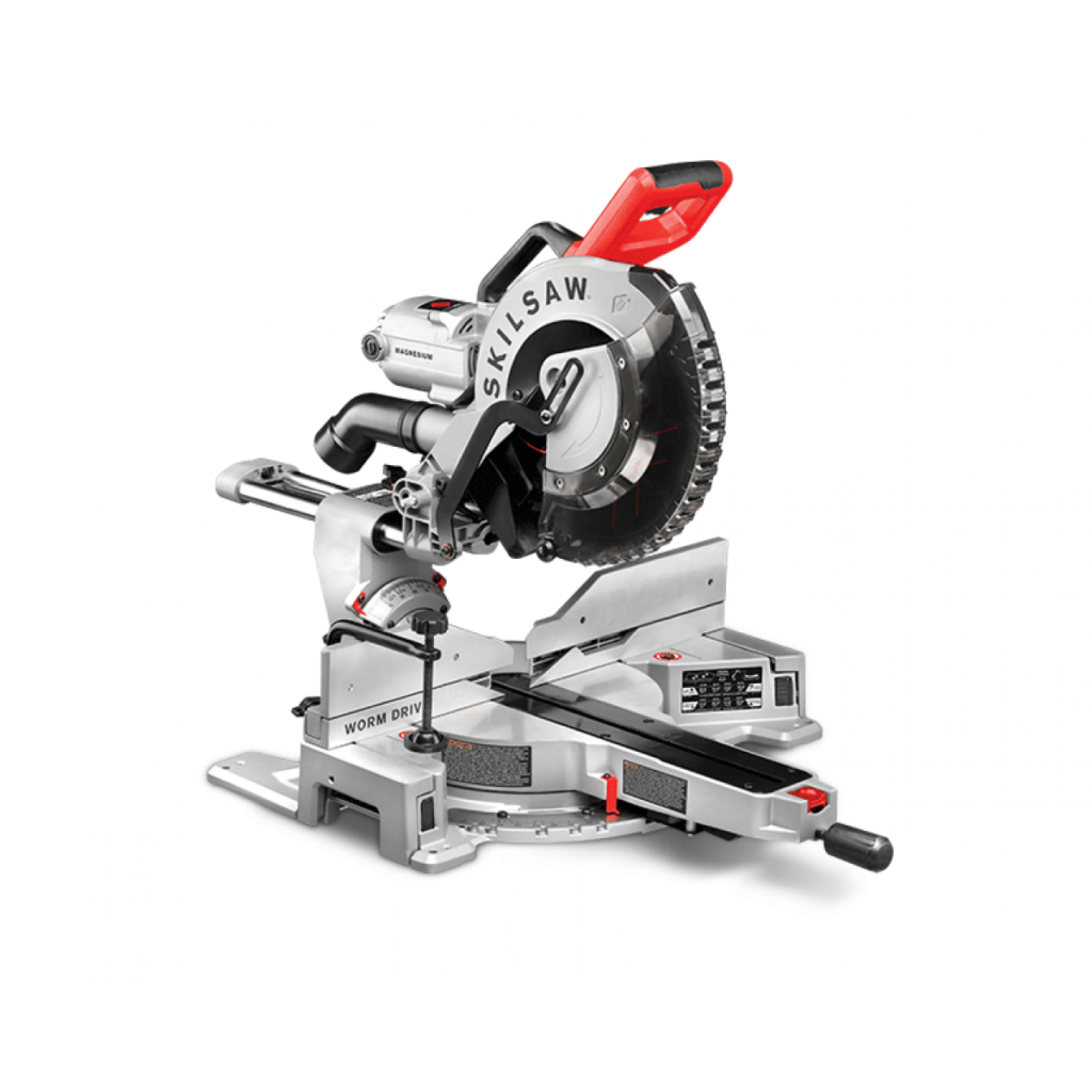 Skilsaw SPT88-01 Worm drive Miter Saw And SPT55-11 Worm drive