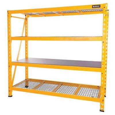 Yellow Dewalt Freestanding Shelving Units Dxst10000 64 400