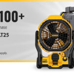 Deal- $25 off $100 Select Dewalt Purchase