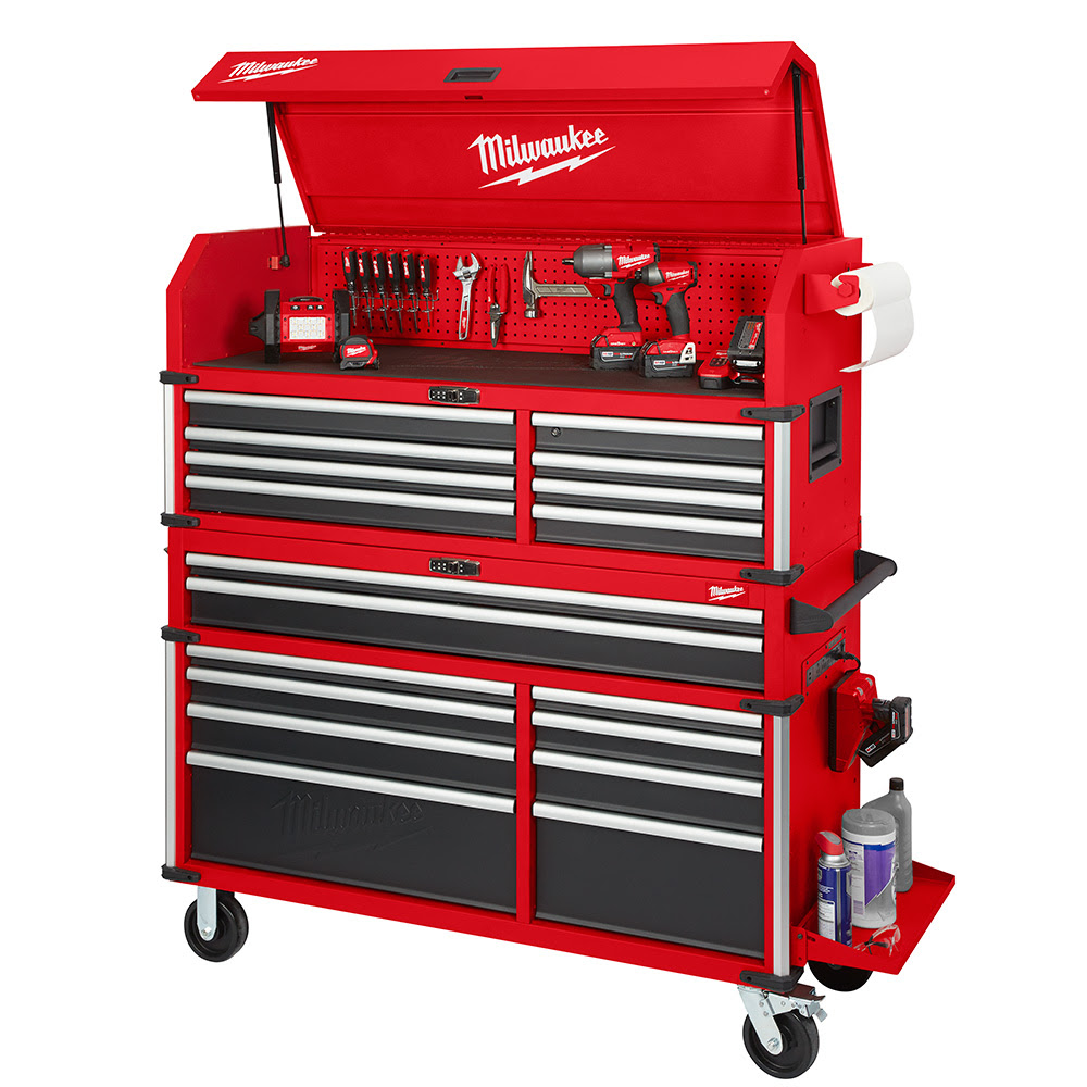 Magnificent New Milwaukee Steel Storage 40 Mobile Work Bench And 56 Gmtry Best Dining Table And Chair Ideas Images Gmtryco