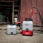 Milwaukee M18 SWITCH TANK Interchangeable Sprayer and Water Supply System