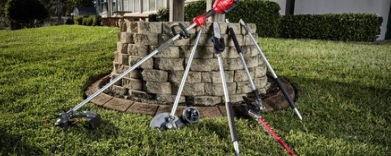 Milwaukee M18 Fuel QUIK-LOK System Power Head & Edger / Pole Saw / Articulating Hedge Trimmer / String Trimmer Attachment