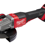 "2 New Milwaukee M18 FUEL 4-1/2"" – 6"" Braking Grinders Generate Power of 13amp Corded 2980-22 2981-22"