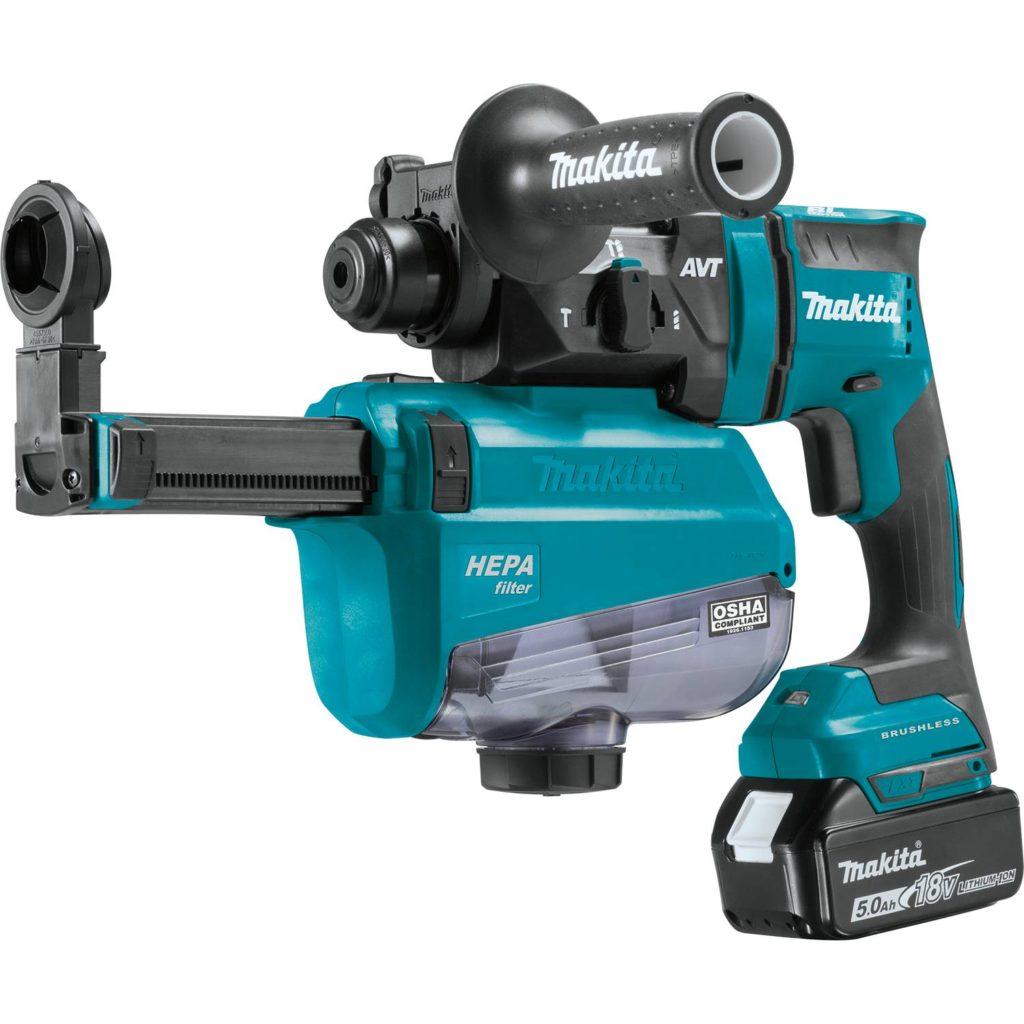 """Makita XRH12TW Brushless 18v 11/16"""" SDS Plus Rotary Hammer"""
