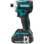 Makita XDT16 18V Brushless 4 Speed Impact Driver – Is The Most Compact Today XDT16Z XDT16T XDT16R