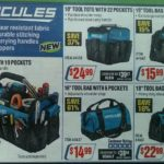 New Hercules Tool Bags