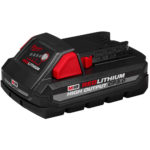 2 New Milwaukee M18 High Output Batteries Compact 3.0 ah and XC 8.0 ah Coming Soon