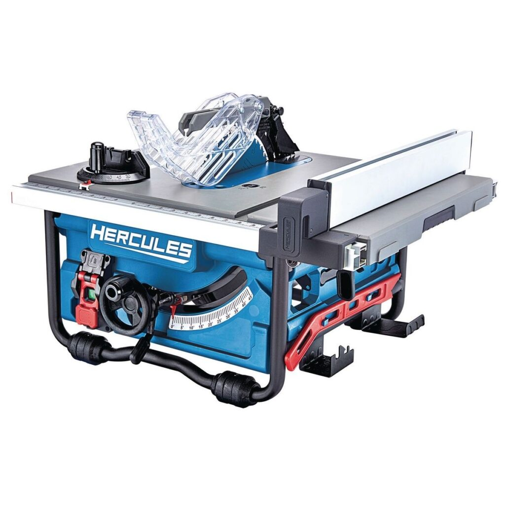 New Hercules 10 Table Saw Is Finally Here Tool Craze