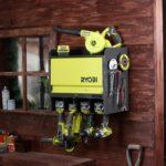 Ryobi Lockable Door Hanging Wall Storage – Also Have An Open Shelf Model