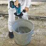 New Makita UT130DRG 18v Brushless Mixer Drill Spotted In Japan