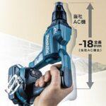New Makita FS600DZ 18v Brushless Drywall Screwdriver Spotted In Japan