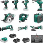 Grizzly Launches New Pro 20V Cordless Power Tool Line