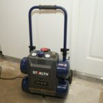 STEALTH SAQ-1413 Work Site 4.5 Gal Air Compressor Honest Review
