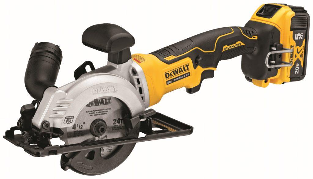 Best Circular Saw 2020 6 New Dewalt Atomic Compact Series 20V Cordless Power Tools   Tool