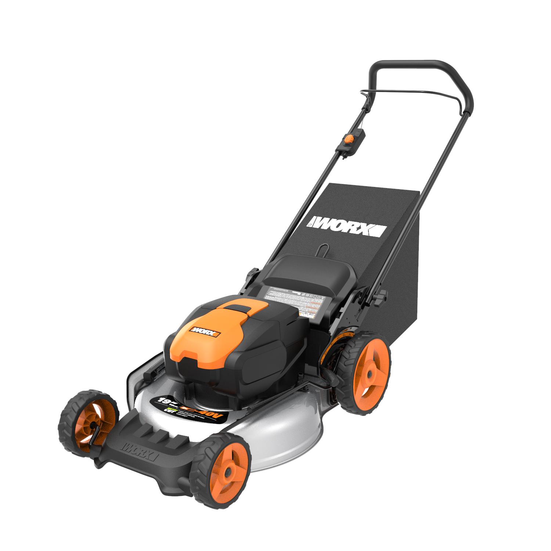 Worx 40v 2x20v 20 Quot Power Share Lawn Mower Wg751 Tool Craze