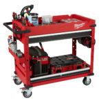 "Milwaukee 40"" Steel Work Cart 48-22-8590"