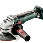 "Metabo 18v WB 18 LTX BL 180 7"" / 180mm Brushless Angle Grinder"