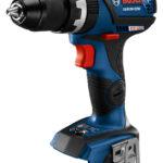 Bosch 18V Bluetooth Ready Brushless Compact Tough Drill GSR18V-535C And Hammer Drill GSB18V-535C