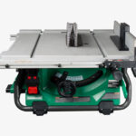 METABO HPT Cordless 36V MultiVolt Brushless 10″ Table Saw C3610DRJQ4M
