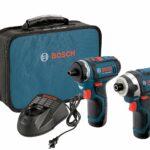 Deal – Bosch 12V 2-Tool Combo Kit Pocket Driver/Impact Driver $84.99 Free Shipping