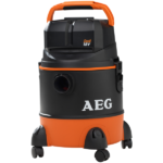 AEG 18V 20L Wet Dry Dust Extractor AP218E2-0 Uses 1 or 2 Batteries
