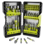New Ryobi 40 & 70 Piece Impact Rated Driving Bits Get A New Look