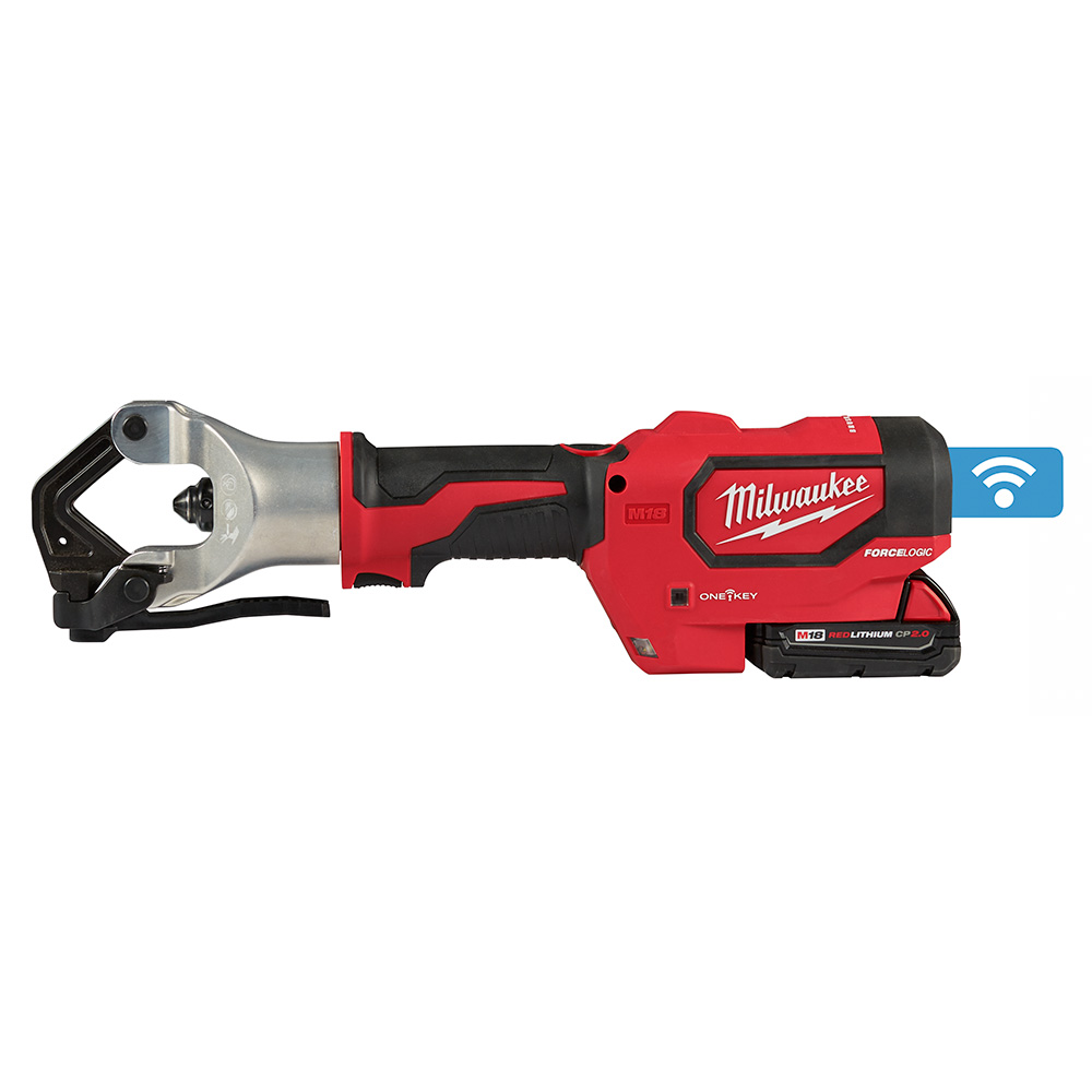 Milwaukee M18 FORCE LOGIC 750 MCM Dieless Crimper 2877-22 - Tool Craze
