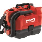 Hilti VC 75-1-A22 Cordless 22v 3.5 Gallon 75 CFM Wet / Dry HEPA Vacuum