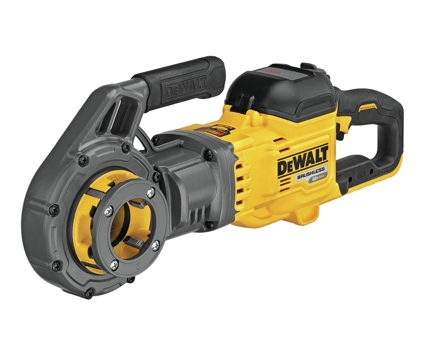 Dewalt Flexvolt 60V Cordless Pipe Threader DCE700 & Special Oil