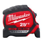 New Milwaukee Stud, Wide Blade And Compact Wide Blade Tape Measures