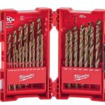 Milwaukee Introduces the Next Generation of Red Helix Cobalt Drill Bits
