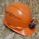 Klein Vented & Non Vented Hard Hat w/ Headlamp Honest Review
