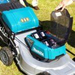 Makita 4 Battery Lawn Mower DLM533 – 36 or 72 Volt Mower?