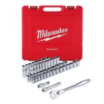 Milwaukee Expands Mechanics Hand Tools with New Ratchet and Socket Sets and Breaker Bars